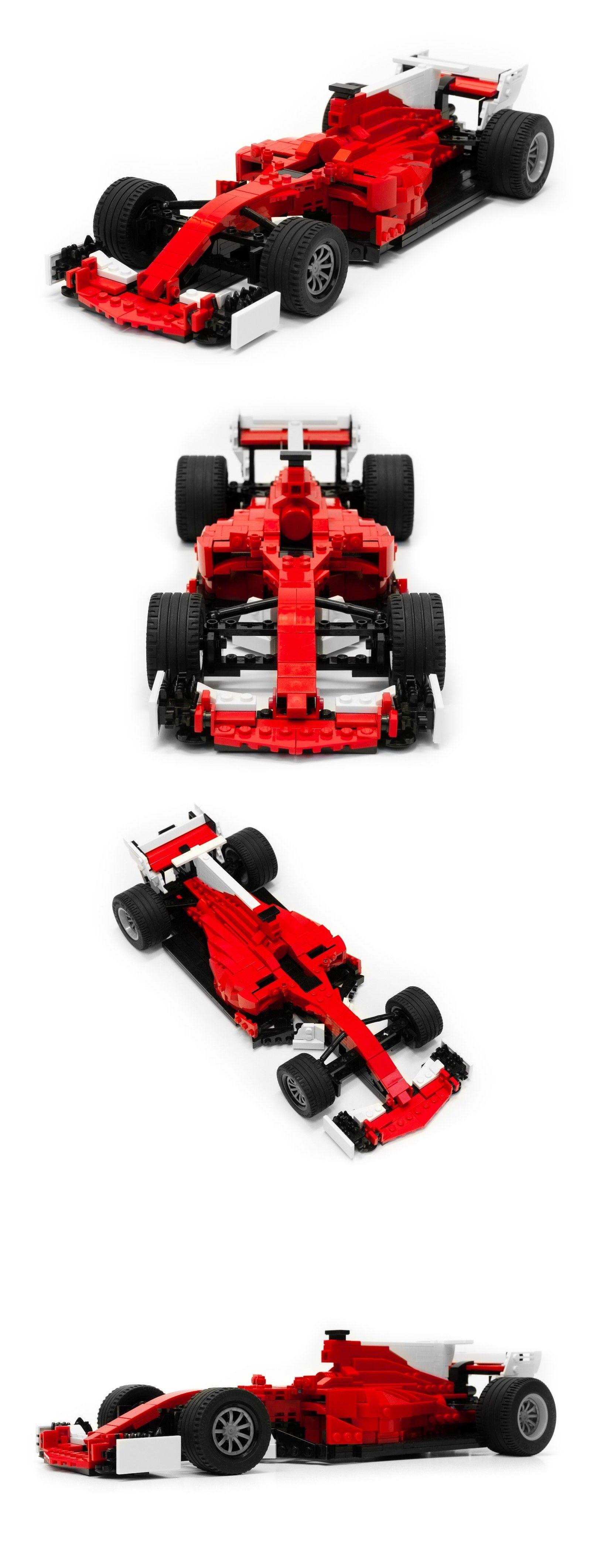Lego Instruction Manuals 183449 Lego Ferrari Sf70h Formula 1 F1 Race Car Custom Instructions Buy It Now Only 14 99 On E Lego Toy Sale Lego Instructions