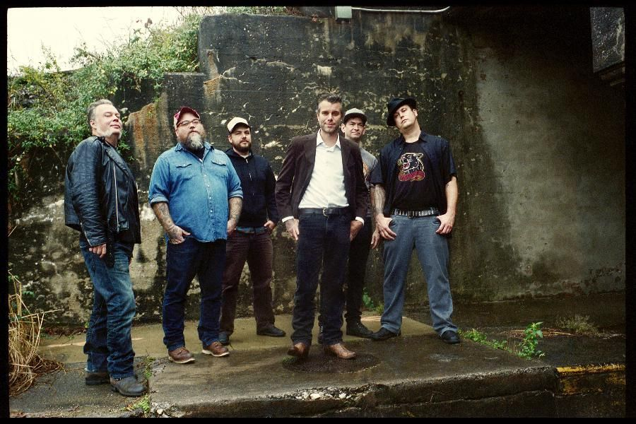 Lucero @ Trees - 02/16/2013 - 7:00PM -  Tickets: http://www.spunetickets.com/promo/id/22680801842031853