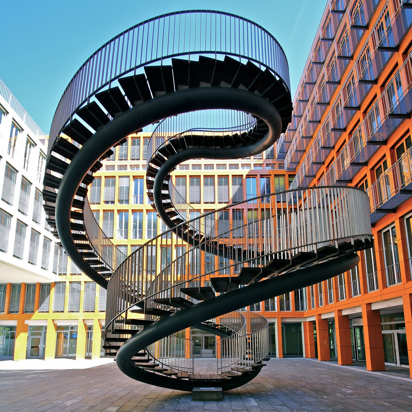 Best Spiral Staircase A Collection Of The Best Stairs Blogs Get The Top Stories On