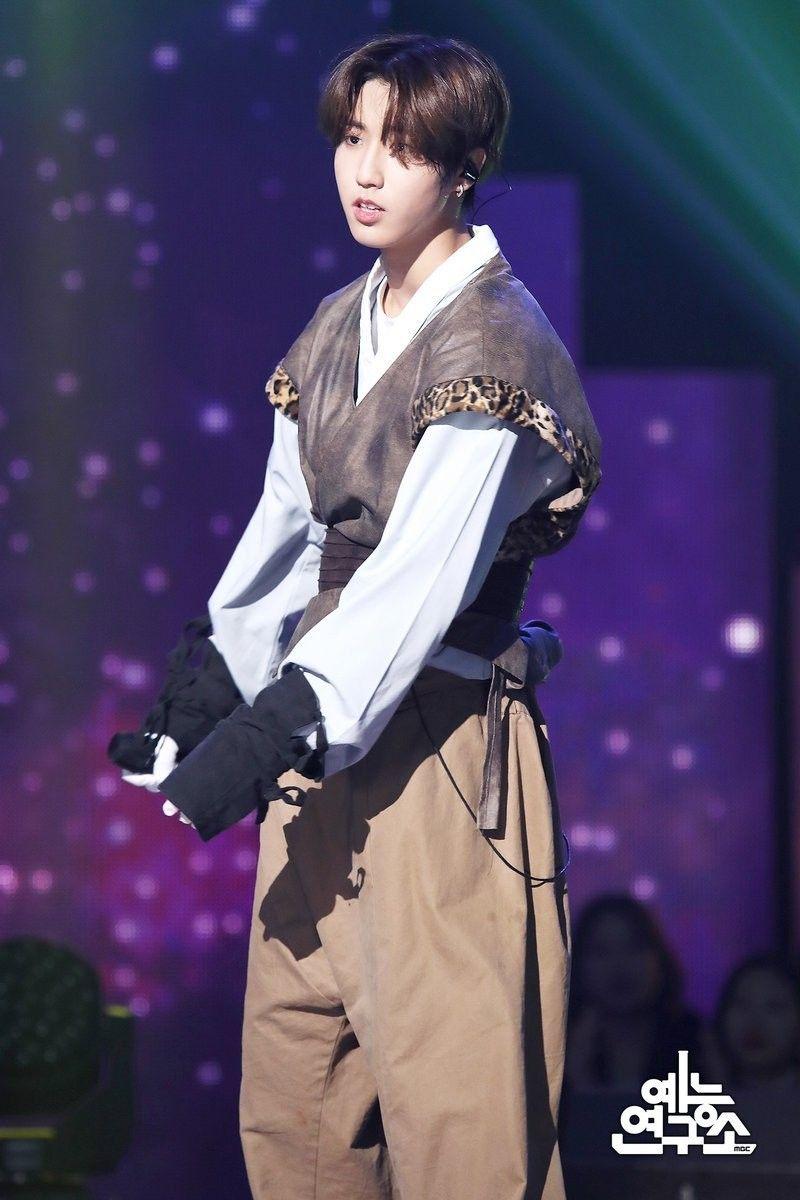 Han Jisung 190402 King Of Masked Singer Suami Masa Depan Suami