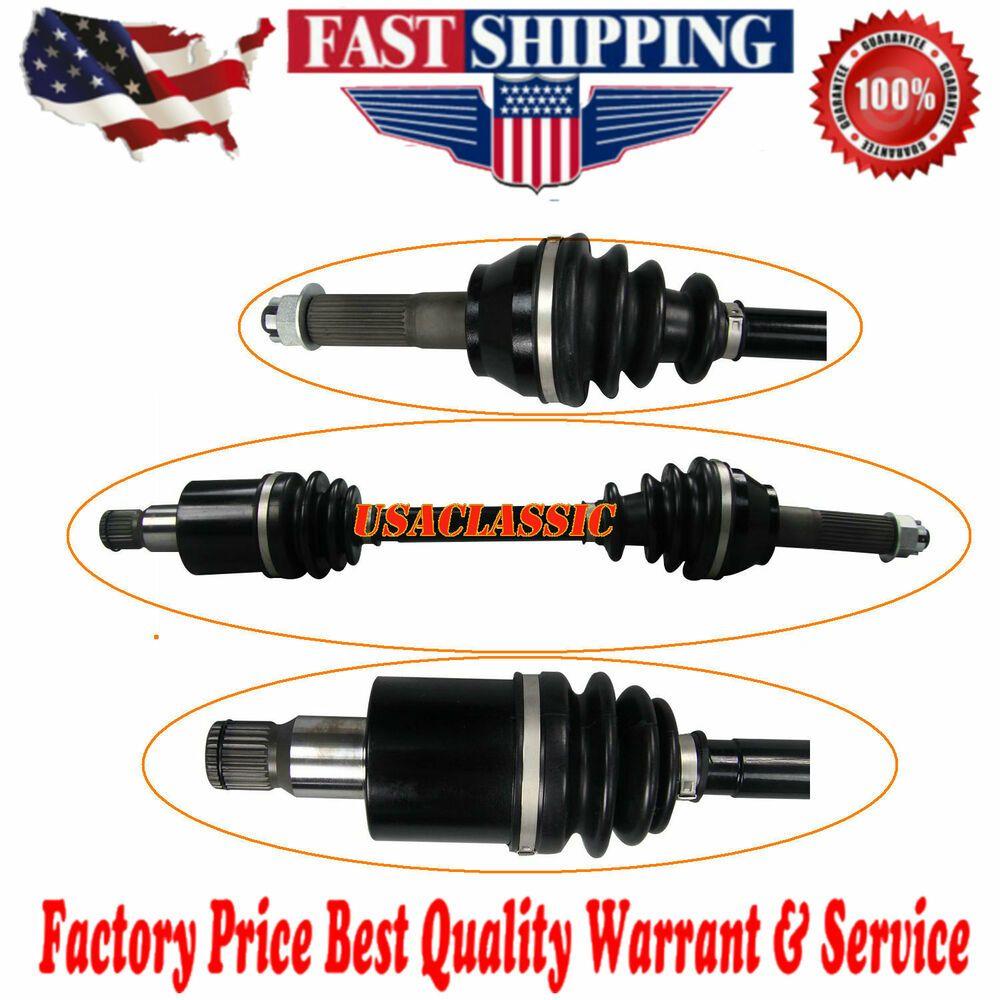 eBay Advertisement) 1PC Rear Left/Right CV Axle For Polaris
