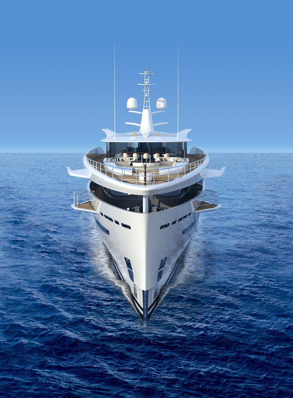 Maximus (83m) by Heesen and Clifford Denn | super yachts