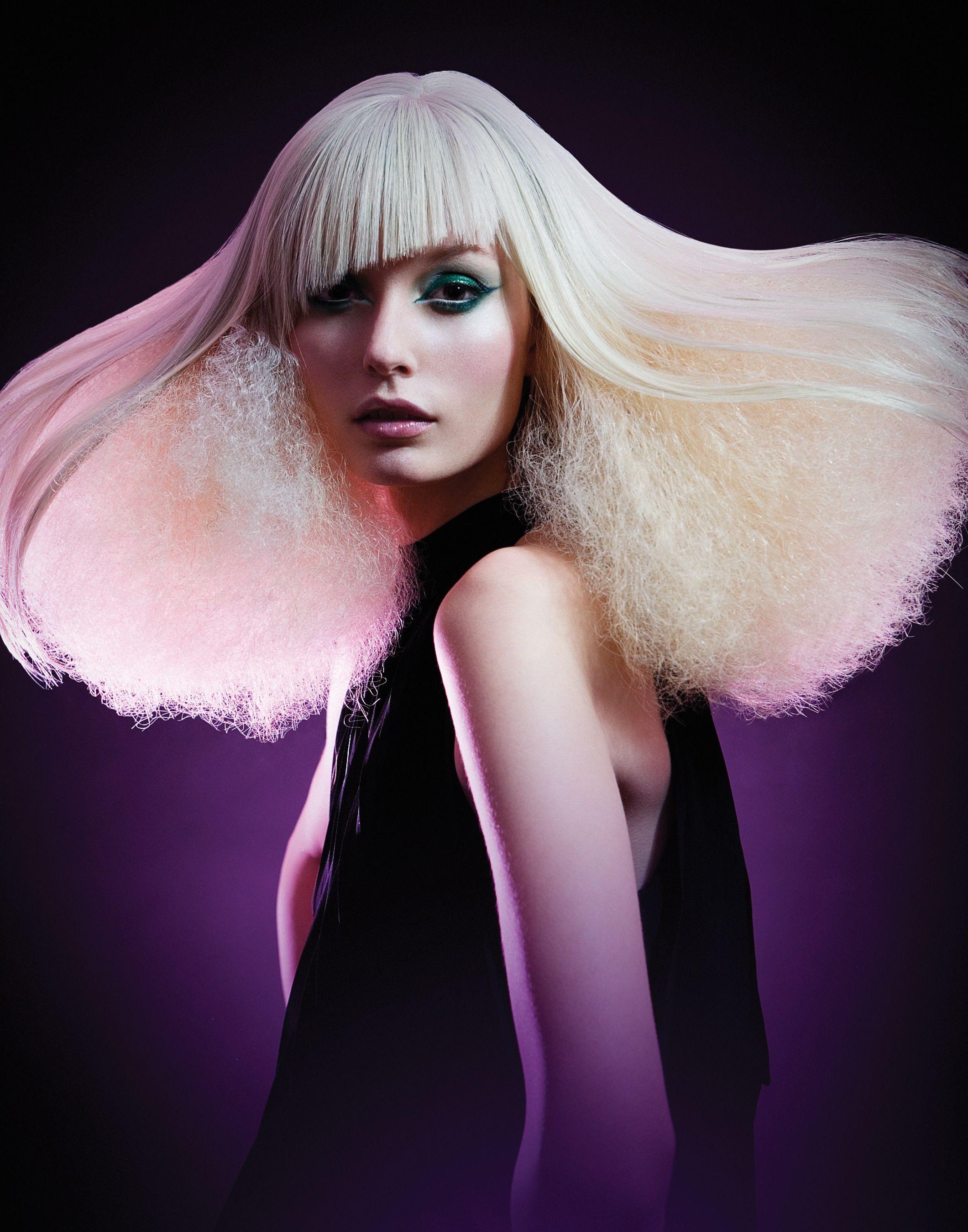 North American Hairstyling Awards (NAHA) | Avant Garde | Pinterest ...