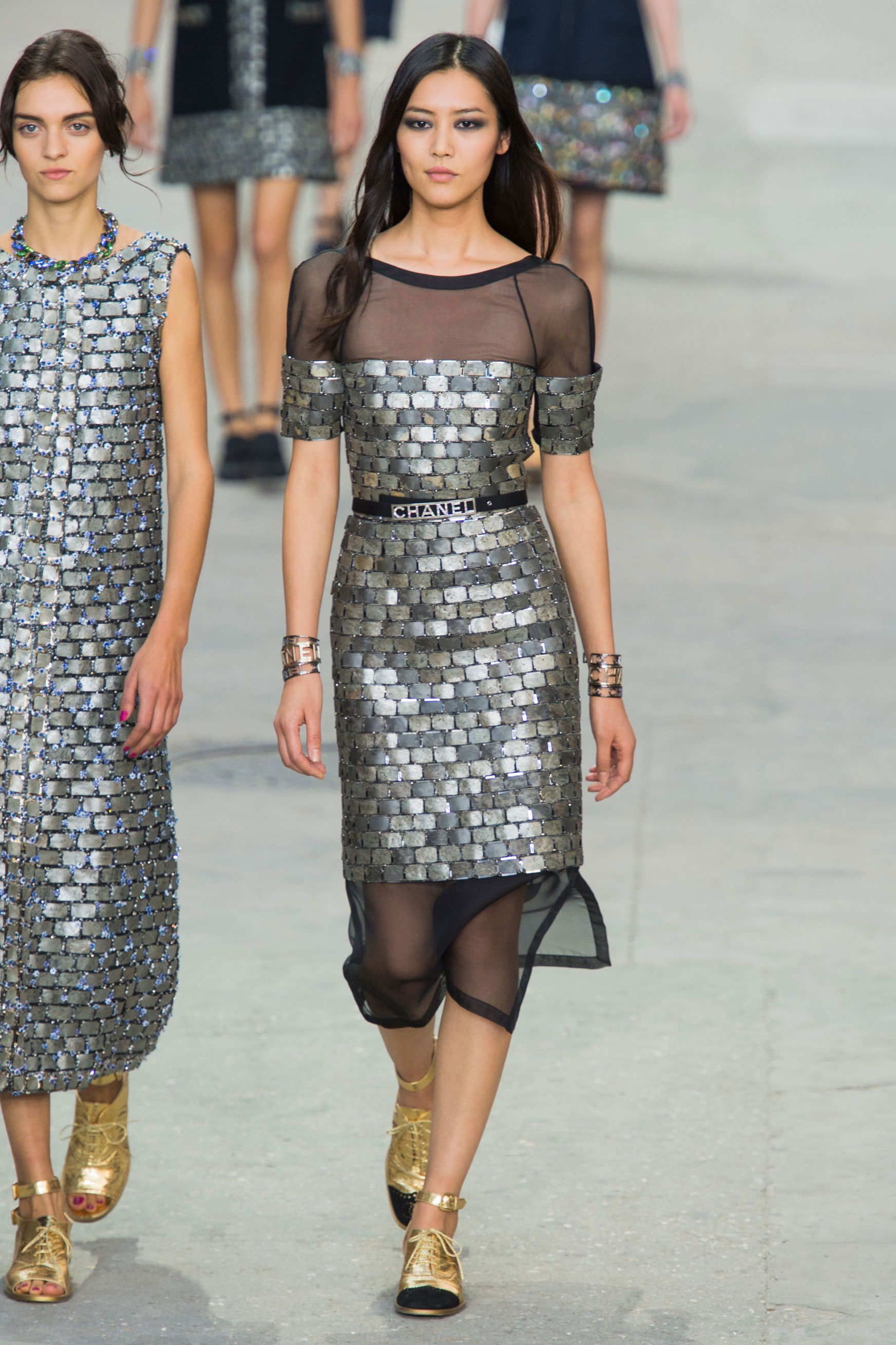 Spring 2015 RTW Chanel Collection