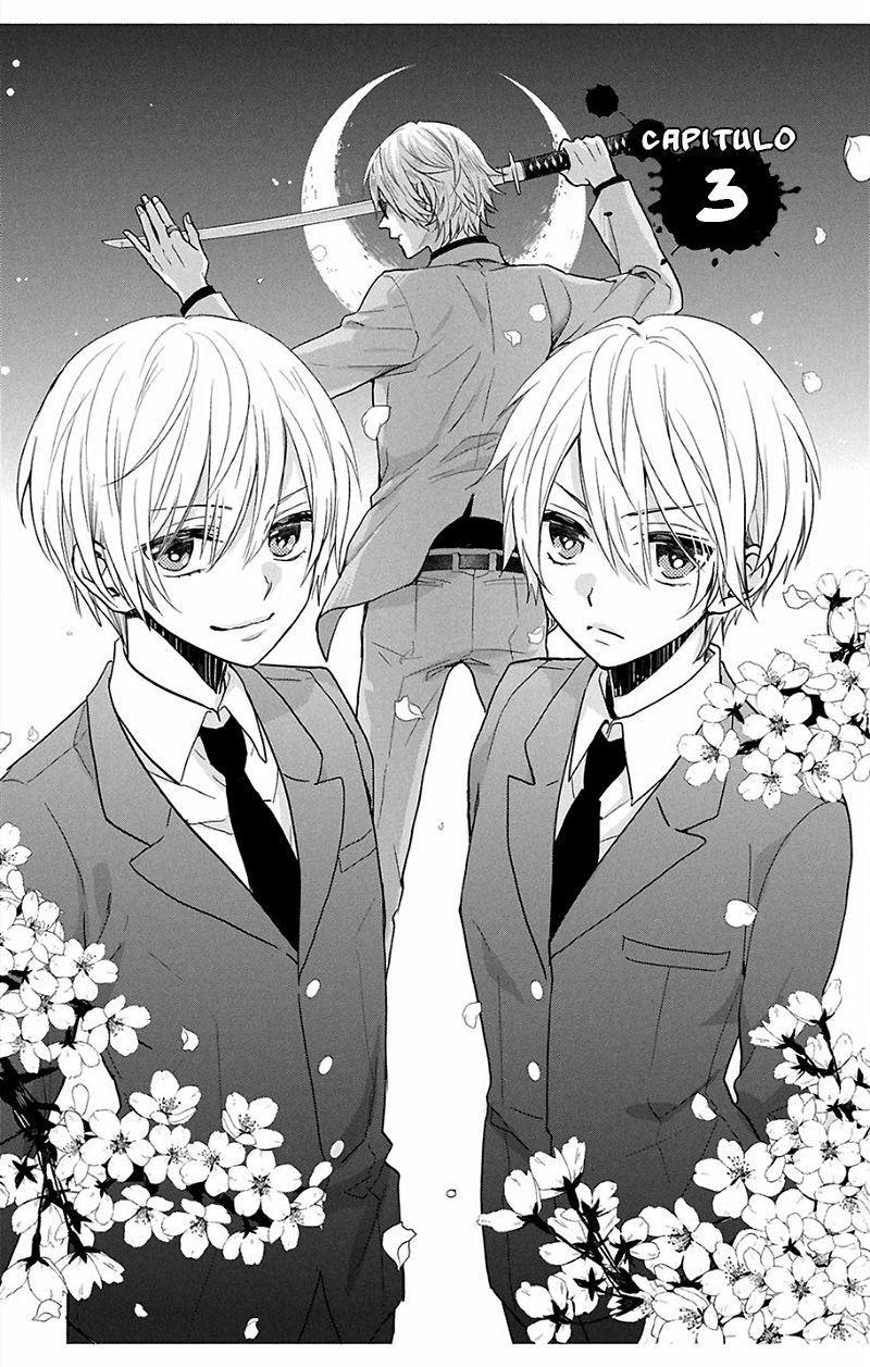 Kenka Bancho Otome ~ Koi no Battle Royale ~ Capítulo 3 página 3