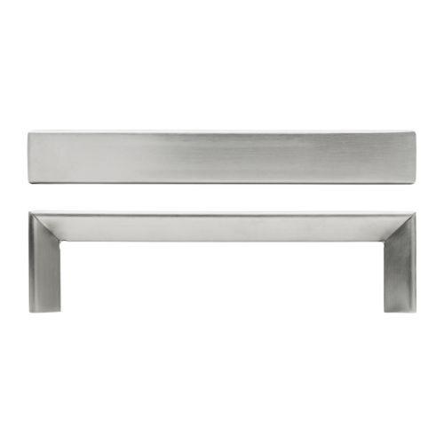 TYDA Griff, Edelstahl | ikea | Pinterest | Ikea, Edelstahl und Zuhause