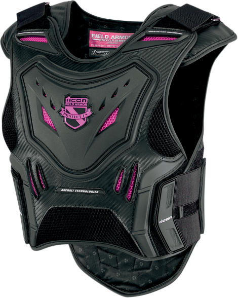 The Women' s Field Armor Stryker™ vest features all of the