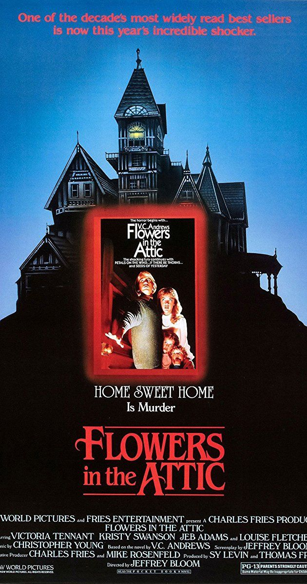 Flowers In The Attic 1987 Imdb Flowers In The Attic Good Movies World Pictures