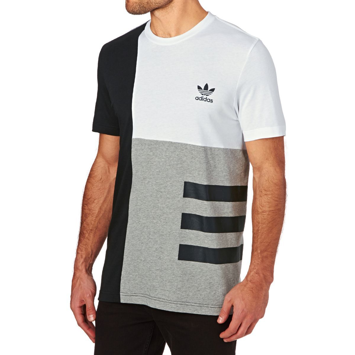 adidas Herren 3 Stripe Shorts: : Bekleidung