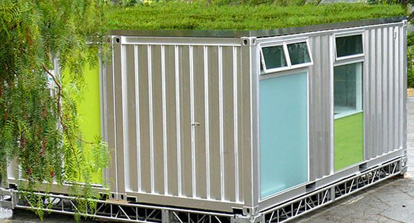 Shipping Container Home Kits Fssca