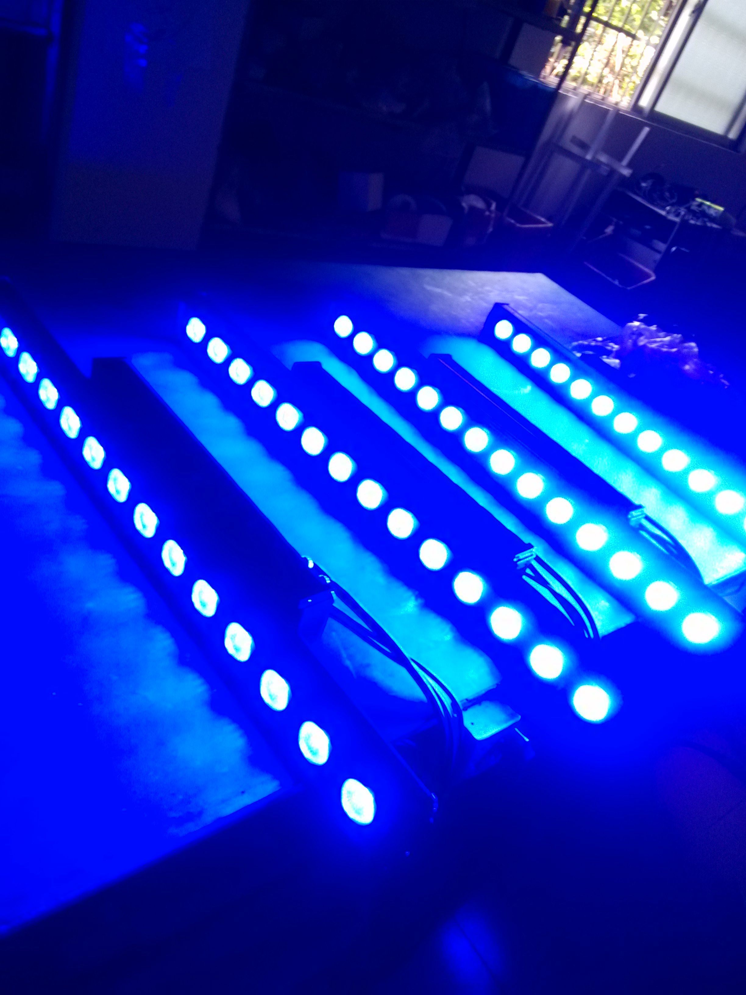 off led for changing profile bars lighting light bar assemblies road color lights rgbar trucks