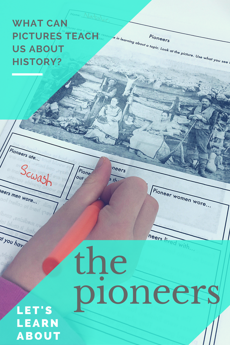3 A Reading Passage And Photograph Study All About Pioneers Traveling The Oregon Trail This Is Reading Passages Upper Elementary Literacy History Activities [ 1102 x 735 Pixel ]
