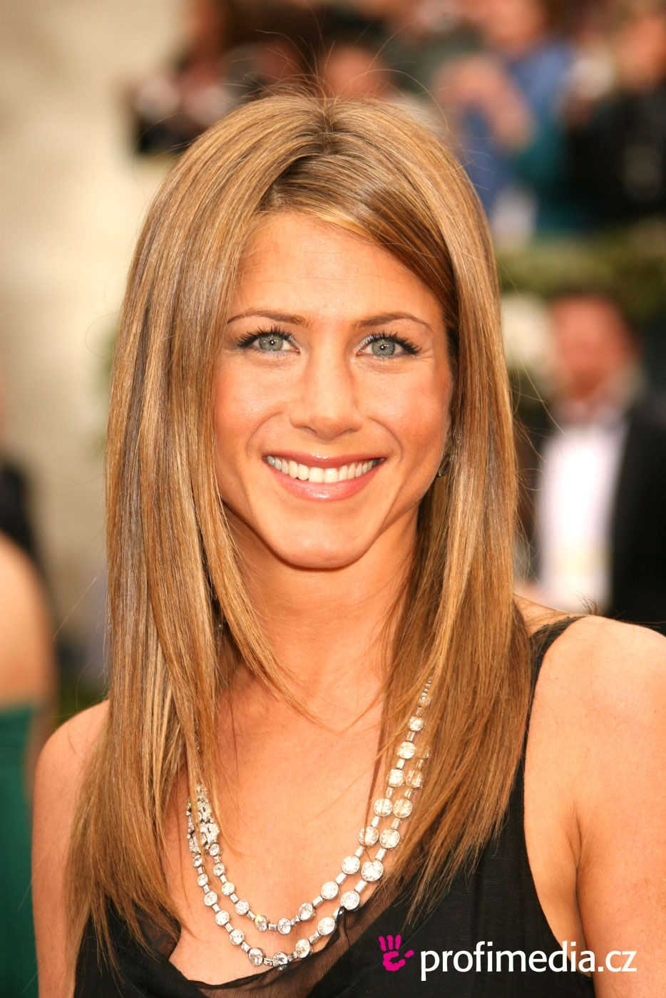 1000 Images About Hair On Pinterest Jennifer Aniston Longer