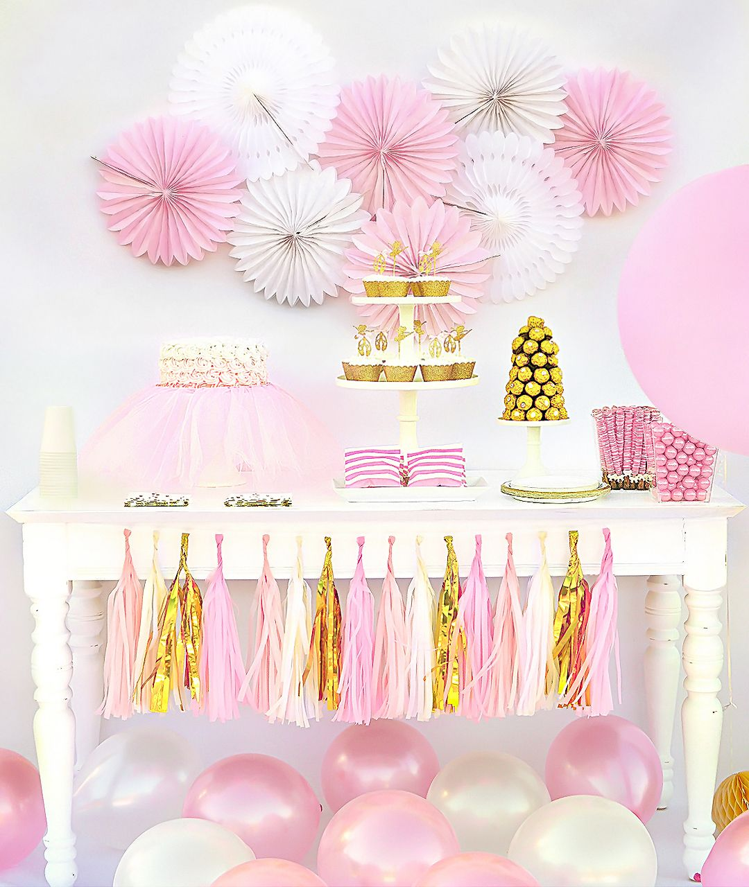 Ballerina Birthday Party Ideas Ballerina Birthday Party Pink And