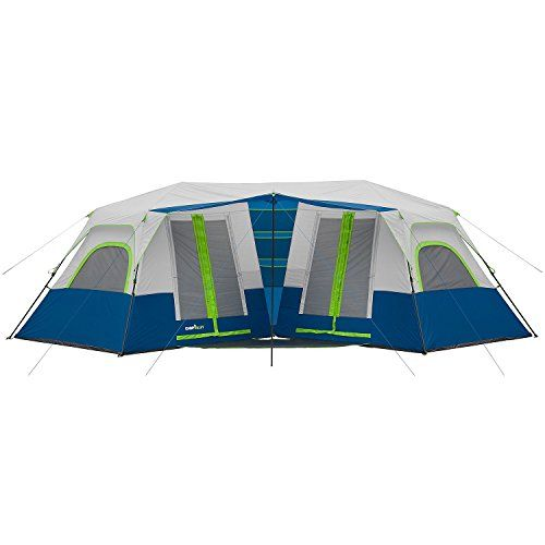 C& Valley 10 Person 2 Minute Instant 2Room Cabin Tent -- Continue to the product  sc 1 st  Pinterest & Camp Valley 10 Person 2 Minute Instant 2Room Cabin Tent ...
