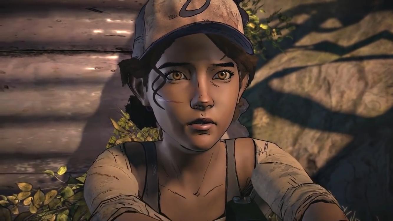 Clementine/'s Hat A New Frontier Telltale/'s The Walking Dead