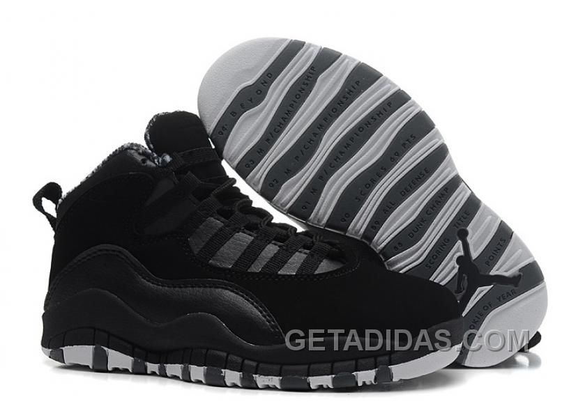 New Air Jordan 10 Retro Black/White-Stealth Top Deals TEPZTKE, Price:  $89.00 - Adidas Shoes,Adidas Nmd,Superstar,Originals