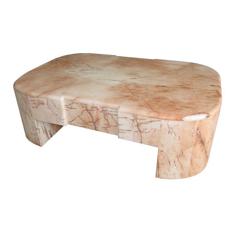 Massieve Side Table.Massive Marble Coffee Table 1stdibs Com Tables Table
