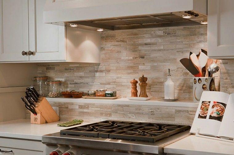 Encimeras de cocina granito, mármol, madera para elegir | Apartments ...