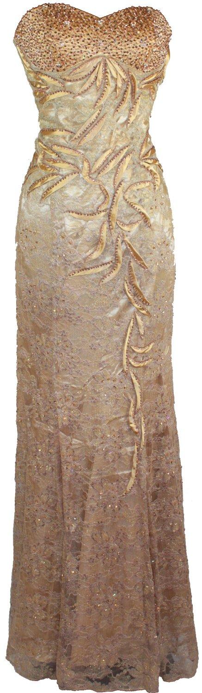 Meier Women's Strapless Embroidery Lace Gown           ($159.00) http://www.amazon.com/Meier-Womens-Strapless-Embroidery-Lace-Gown/dp/B008SMPHG4%3FSubscriptionId%3D%26tag%3Dhpb4-20%26linkCode%3Dxm2%26camp%3D1789%26creative%3D390957%26creativeASIN%3DB008SMPHG4&rpid=zp1391903175/Meier_Womens_Strapless_Embroidery_Lace_Gown