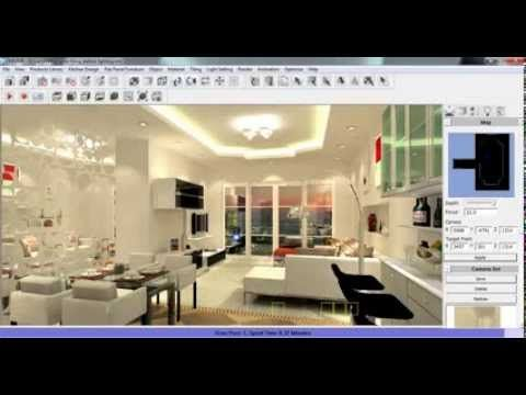 Intericad T6 Demo European Night Youtube Interior Design