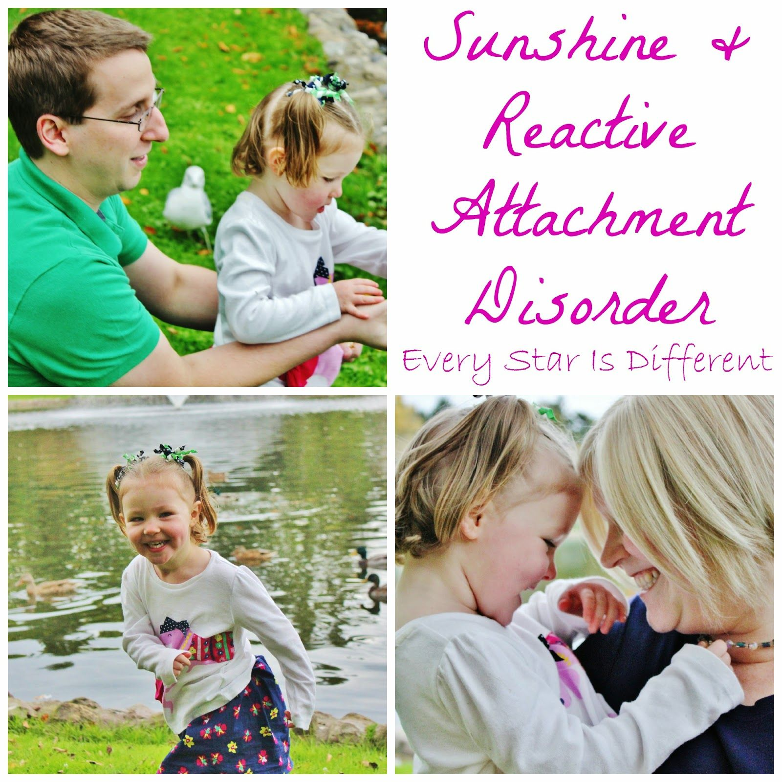 Sunshine and Reactive Attachment Disorder | Special Needs | Reactive