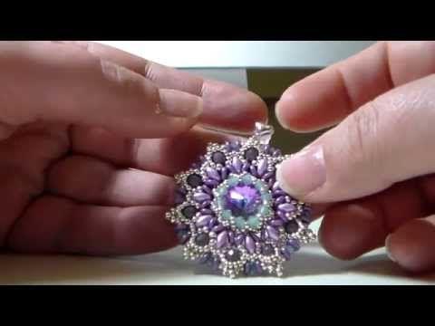 Orecchini Violetta - YouTube