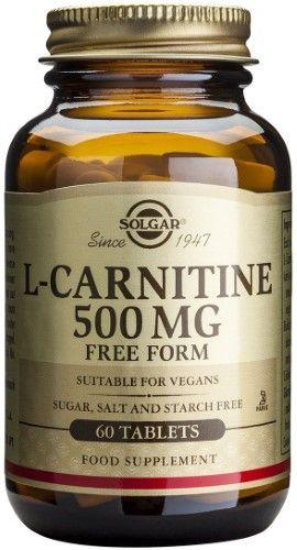 Salt Tablets Walmart : tablets, walmart, Solgar, L-Carnitine, Tablets, Gluten, Vitamins,, Antioxidants,, Vitamins