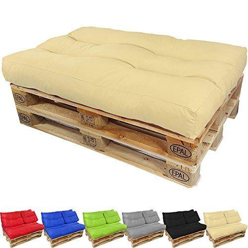 Palettenkissen Sitzkissen Rückenkissen Seitenkissen Loungemöbel
