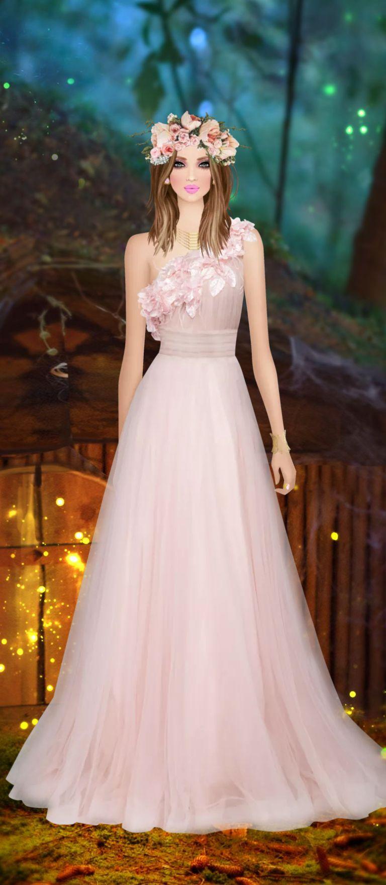 Far Village Flower Girl Dresses Covet Fashion Games Girls Dresses