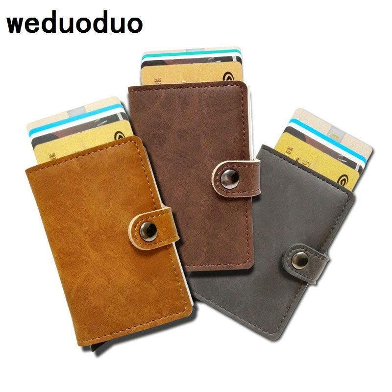 038f63edf608 January's offer! Click image to buyt> weduoduo Men Credit Card ...