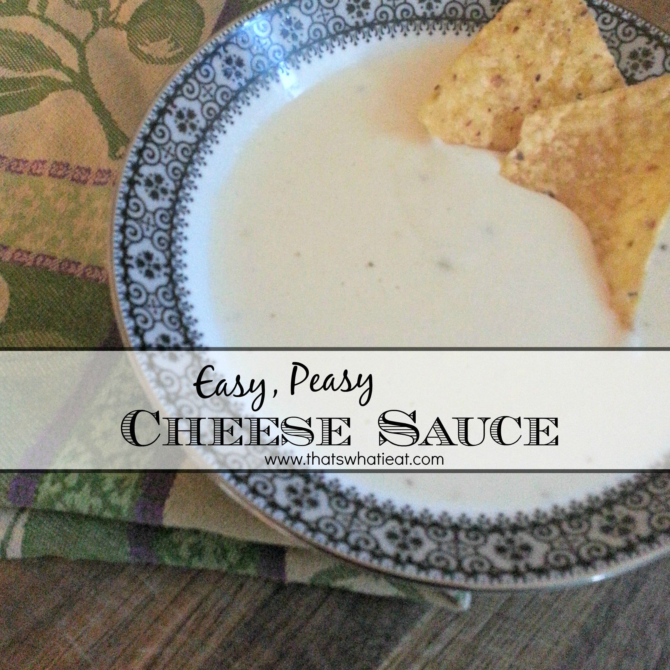 Easy peasy cheese sauce recipe cheese sauce easy peasy and easy peasy cheese sauce forumfinder Image collections