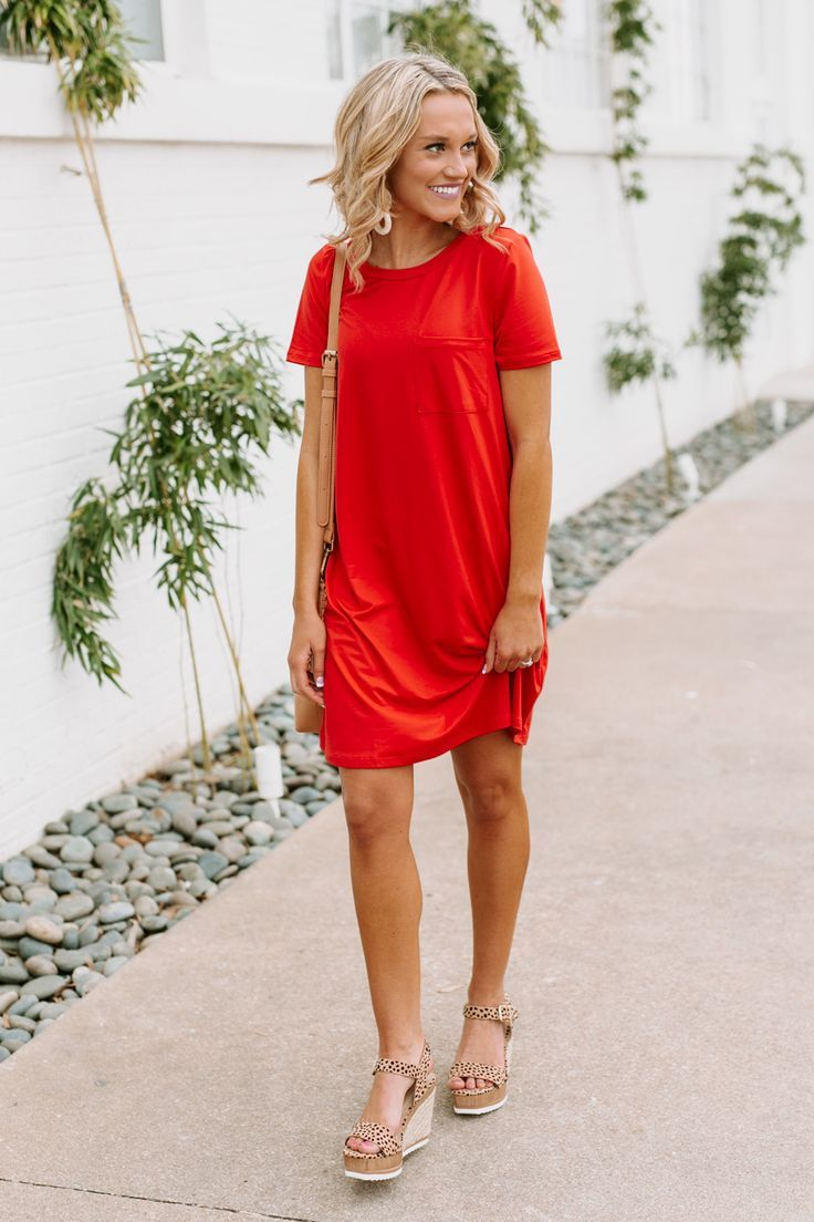 """The """"Casual Obsession"""" Dress"""