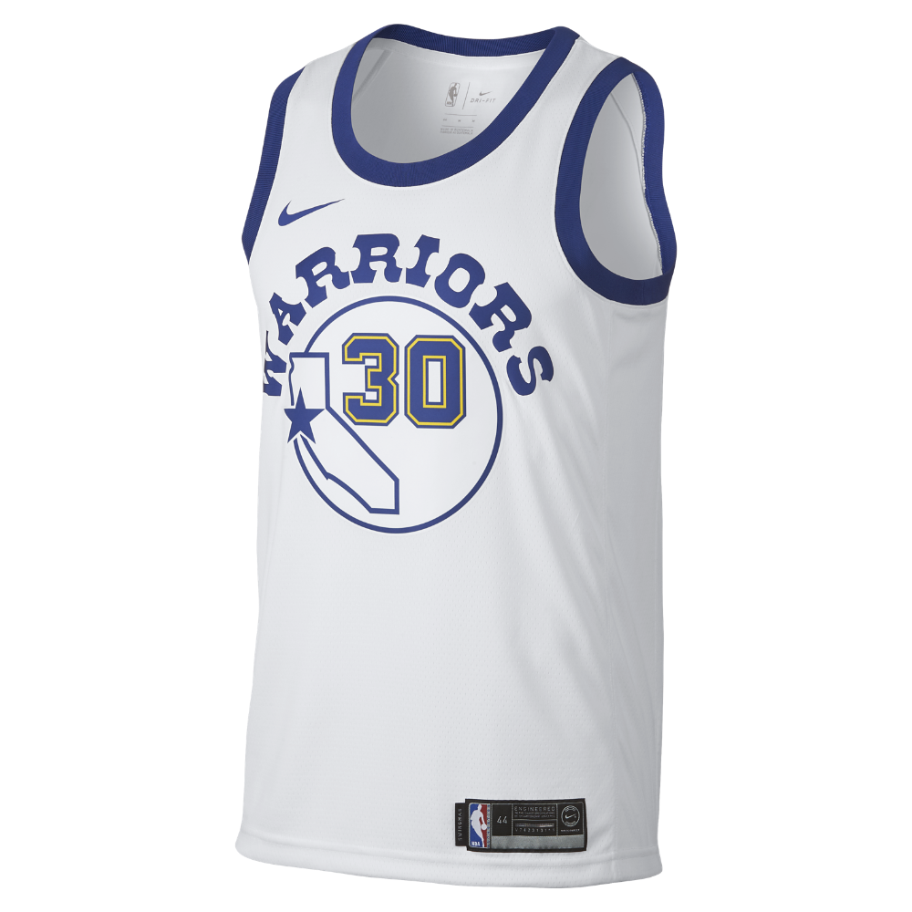 brand new bff77 33e9b Stephen Curry Classic Edition Swingman Jersey (Golden State ...
