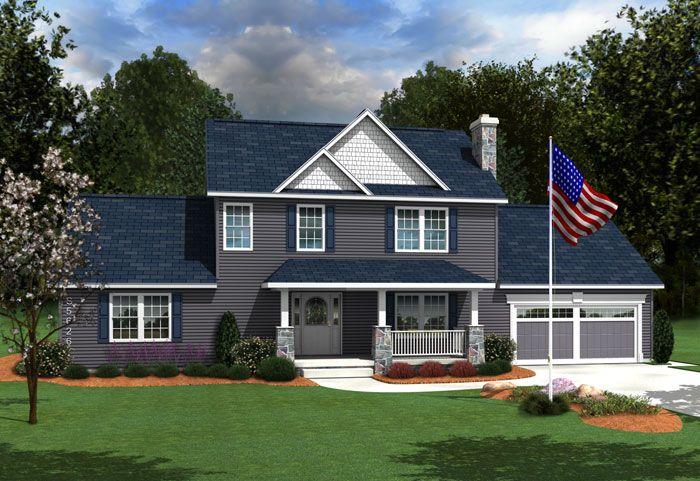 Alternative Living Two Story Homes - Model 5626.