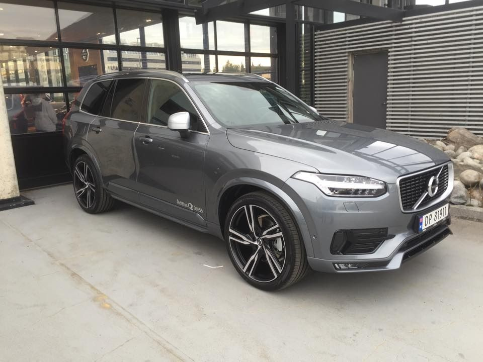 Real Pictures Of Xc90 R Design Volvo Xc90 Volvo Xc60 Volvo