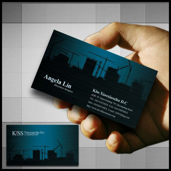 Construction engineering company card building design business construction engineering company card building design business card download card http colourmoves