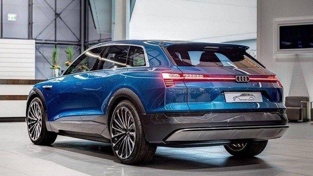2019 Audi Q5 Rear View Concept Cars Group Pins Audi Cars Audi