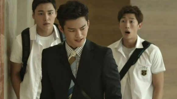 High School King of Savvy: Episode 4 » Dramabeans ...