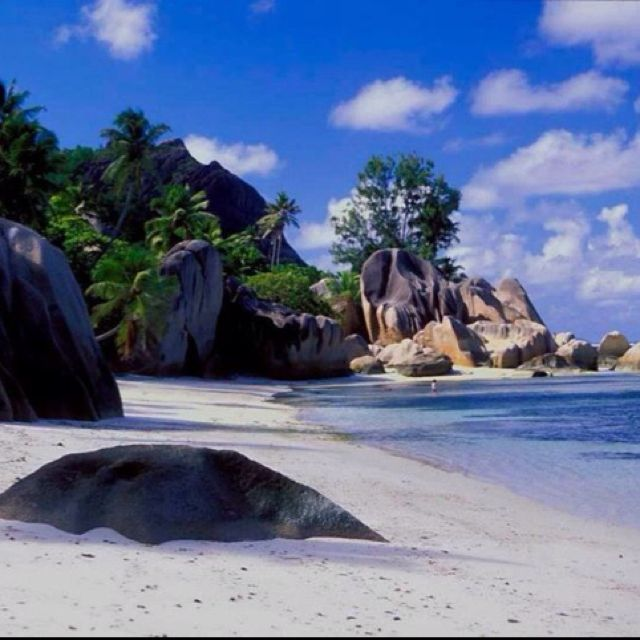 Seychelles Beach: Beautiful Places To Visit, Places