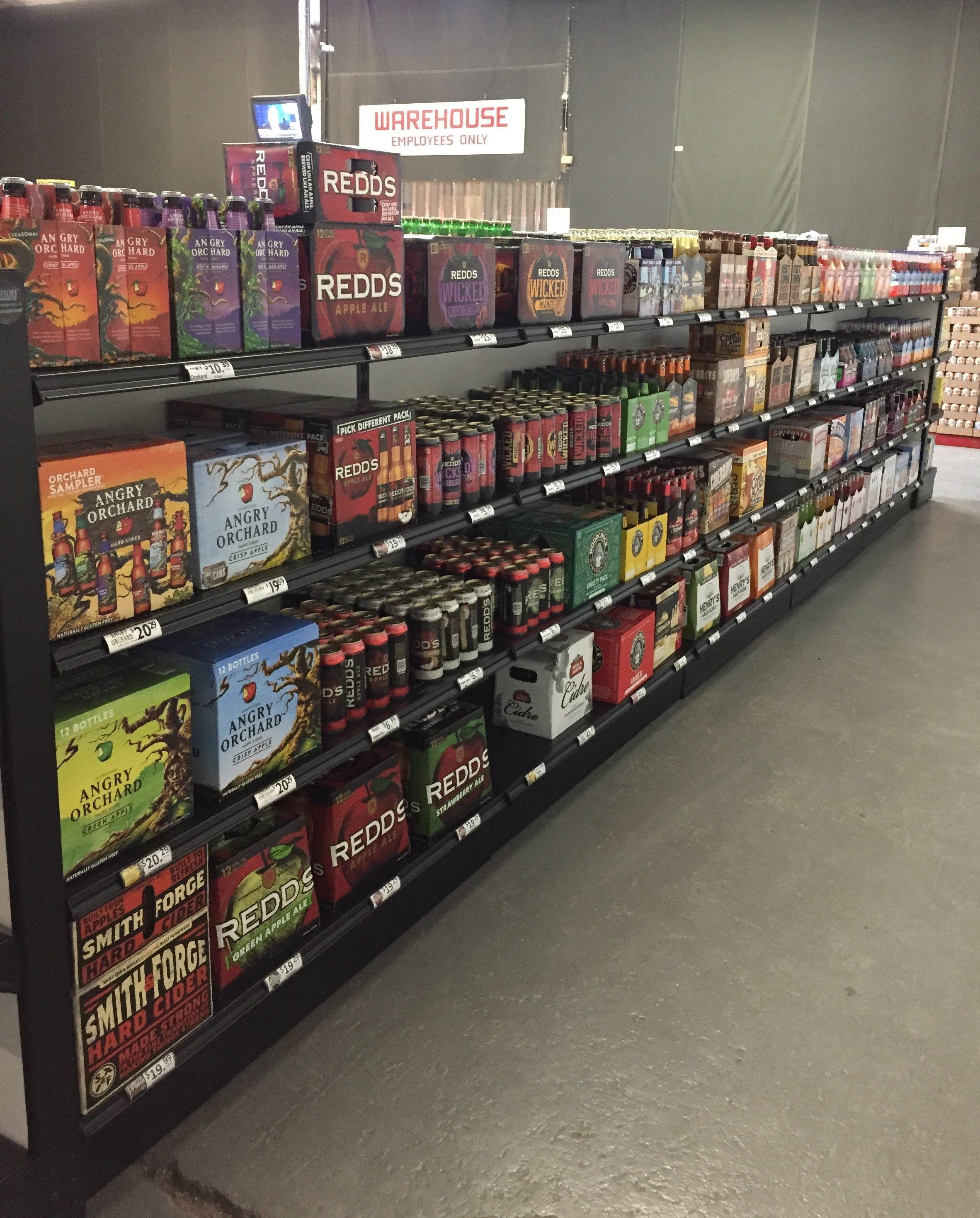 Handy Store Fixtures Liquor Store Gondola Shelving Fixtures Liquor Store Grocery Store Design Store Design