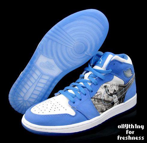 """Air Jordan I """"Alphas"""""""