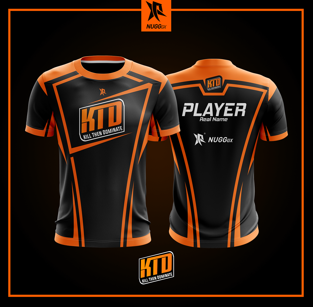 Download 1/4 2018 Gaming Jerseys Catalogue on Behance in 2020 ...