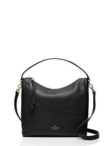 Women s Shoulder Bags - Kate Spade Charles Street Small Haven Black Leather  Crossbody Bag    29da3901608b7