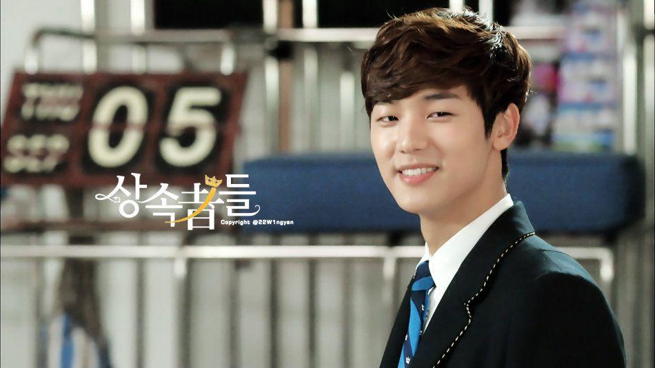 kang min hyuk... so cool and cute.