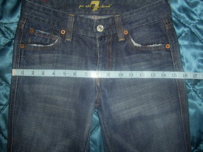 How to measure jeansa pictorial guide to ensure fit