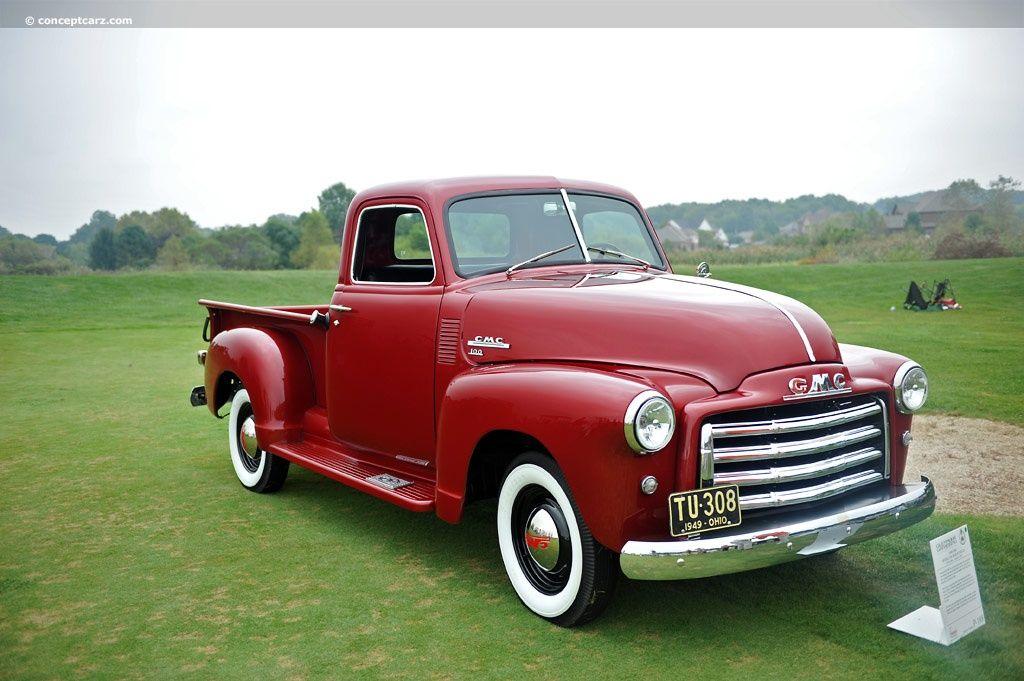 1949 gmc model 100 my love for old trucks. Black Bedroom Furniture Sets. Home Design Ideas