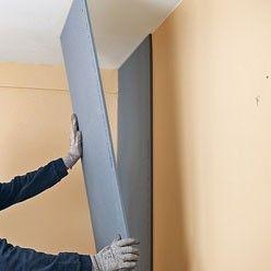 Astuces Pour Lutter Contre Le Bruit Chez Soi Isolation Phonique Mur Isolation Mur Isolation Acoustique