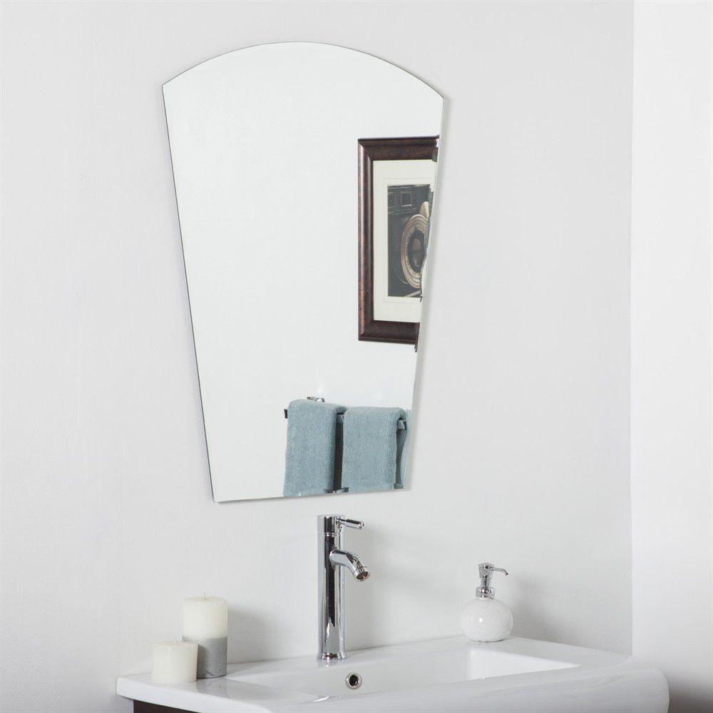 Shop Decor Wonderland SSM3005 Paris Modern Bathroom Mirror at ATG ...