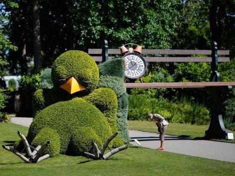 Voyage à Nantes, Claude Ponti, jardin des plantes #nantes | Nantes ...